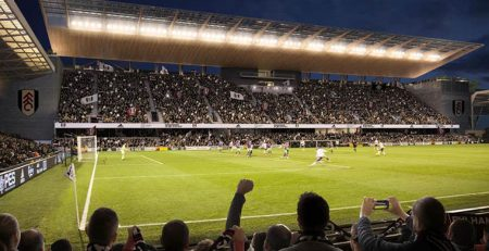 RCDS - Fulham FCs New Riverside Stand