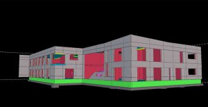 Cowes Pathfinder Secondary School - drawings - RCDS 1
