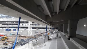 New Tottenham Hotspur Stadium - RCDS - Construction 4