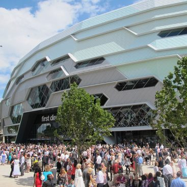 The Leeds First Direct Arena - RCDS