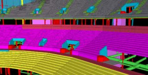 The Leeds First Direct Arena - RCDS drawings