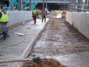 Trinity Square Shopping Centre development - RCDS - construction 5