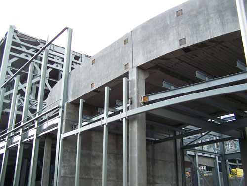 Trinity Square Shopping Centre development - RCDS - construction 8