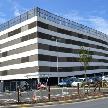Blackpool Multi-Storey Car Park - RCDS
