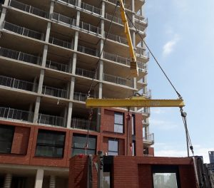 orchard wharf project - RCDS - construction 3