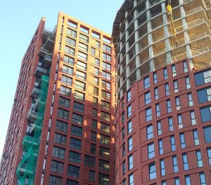 orchard wharf project - RCDS - construction