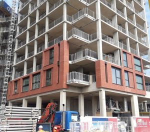 orchard wharf project - RCDS - construction 4