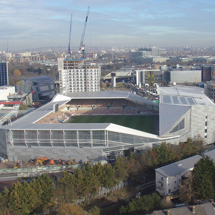 RCDS - Brentford community stadium
