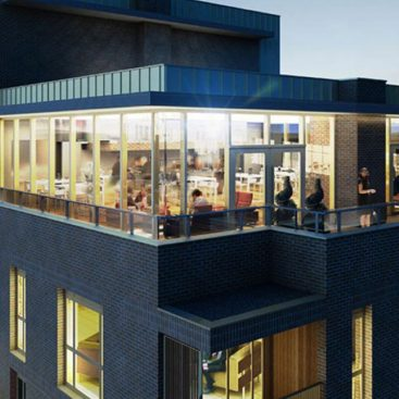 Yorkshire Post Apartments - RCDS